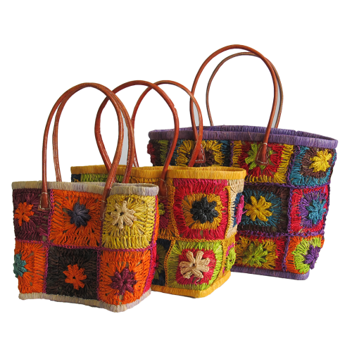 Beach Bag - Embroidery (S,M,L)