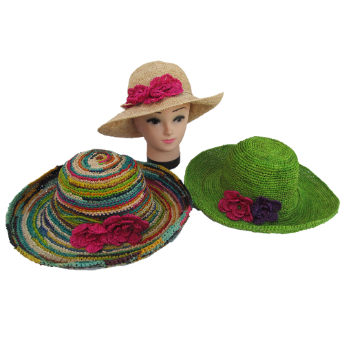 Hats - Crochette