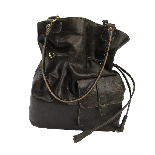Leather - Sac Zebu (L)