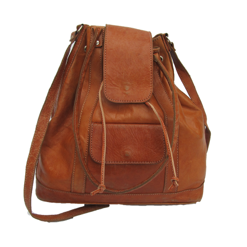Leather - Sac Madame (L)