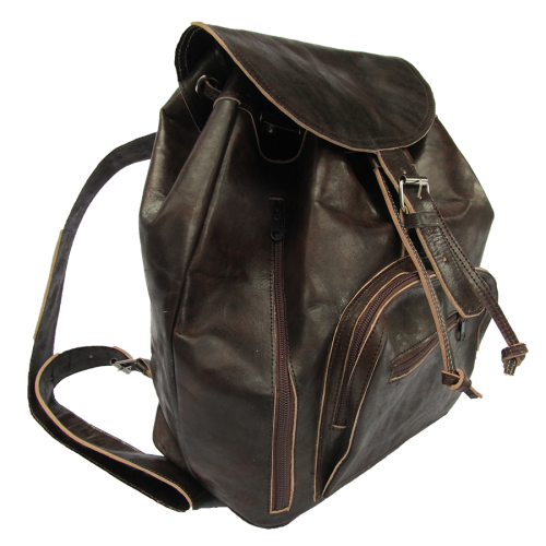 Leather - Nosy Backpack
